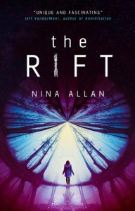 Cover of The Rift by Nina Allan