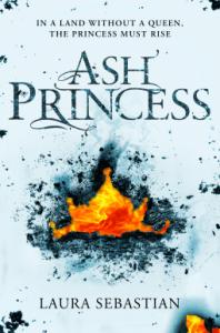 Cover of Ash Princess by Laura Sebastian