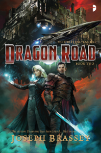 Cover of Dragon Road by Joseph Brassey