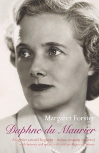 Cover of Daphne du Maurier by Margaret Forster