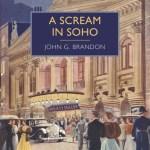 Cover of A Scream in Soho by John G. Brandon