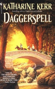 Cover of Daggerspell by Katherine Kerr