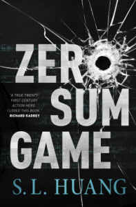 Cover of Zero Sum Game by S.L. Huang
