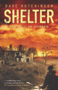Cover of Shelter by Dave Hutchinson