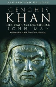 Cover of Genghis Khan by John Man