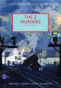 Cover of The Z Murders by J. Jefferson Farjeon