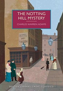 Cover of The Notting Hill Mystery by Charles Warren Adams