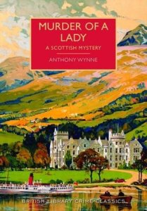 Cover of Murder of a Lady by Anthony Wynne