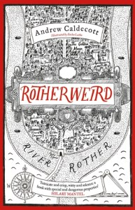 Cover of Rotherweird by Andrew Caldecott