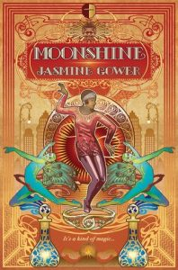 Cover of Moonshine by Jasmine Gower