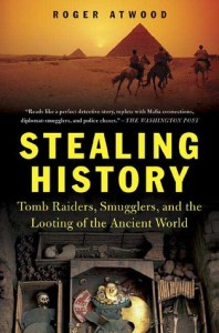Cover of Stealing History