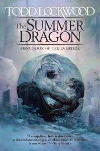Cover of The Summer Dragon by Todd Lockwood