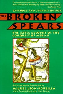 Cover of The Broken Spears