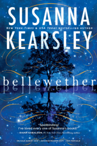 Cover of Bellewether by Susanna Kearsley