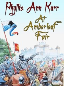 Cover of At Amberleaf Fair by Phyllis Ann Karr