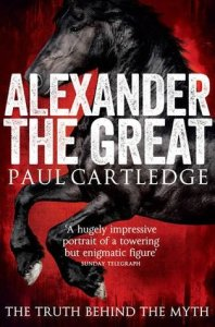 Cover of Alexander the Great by Paul Cartledge