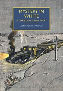Cover of Mystery in White by J. Jefferson Farjeon