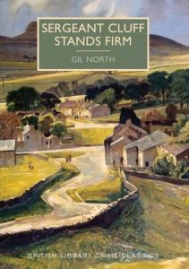 Cover of Sergeant Cluff Stands Firm by Gil North