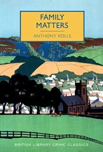 Cover of Family Matters by Anthony Rolls