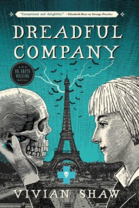 Cover of Dreadful Company by Vivian Shaw