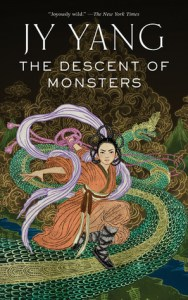Cover of Descent of Monsters by JY Yang