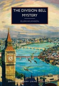 Cover of The Division Bell Mystery by Ellen Wilkinson