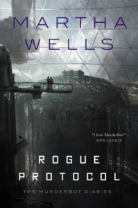 Cover of Rogue Protocol by Martha Wells