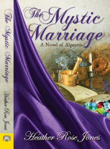 Cover of The Mystic Marriage by Heather Rose Jones