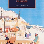 Cover of The Colour of Murder by Julian Symons