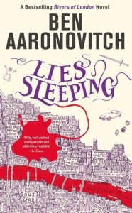 Cover of Lies Sleeping by Ben Aaronovitch