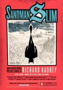 Cover of Sandman Slim by Richard Kadrey