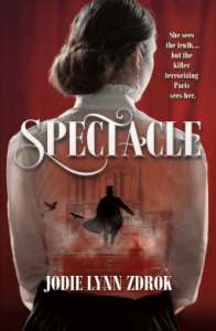 Cover of Spectacle by Jodie Lynn Zdrok