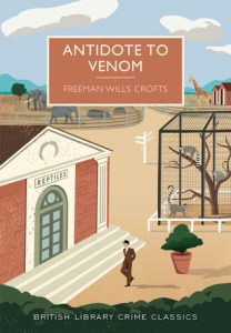 Cover of Antidote to Venom by Freeman Wills Crofts