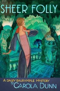 Cover of Sheer Folly by Carola Dunn.