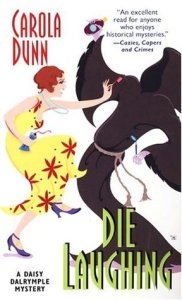 Cover of Die Laughing by Carola Dunn