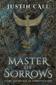 Cover of Master of Sorrows by Justin Call