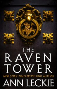 Cover of The Raven Tower by Ann Leckie