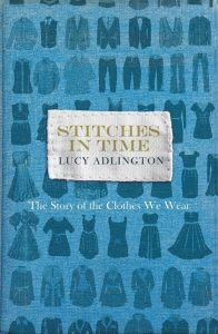 Cover of Stitches in Time by Lucy Adlington
