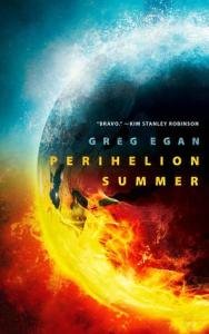 Cover of Perihelion Summer by Greg Egan