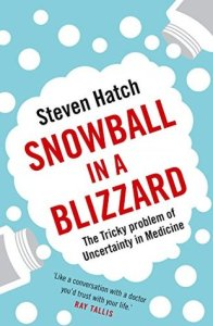 Cover of Snowball in a Blizzard by Steven Hatch