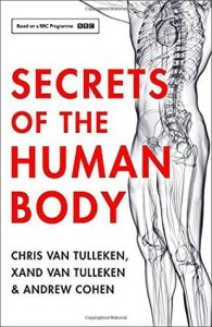 Cover of Secrets of the Human Body by Xand and Chris Van Tulleken
