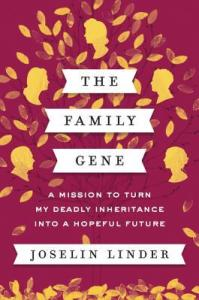 Cover of The Family Gene by Joselin Linder