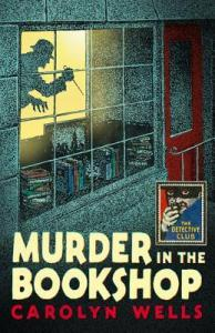 Cover of Murder in the Bookshop by Carolyn Wells