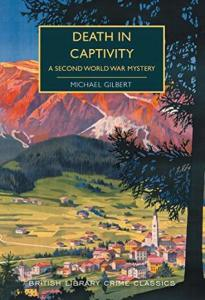 Cover of Death in Captivity by Michael Gilbert