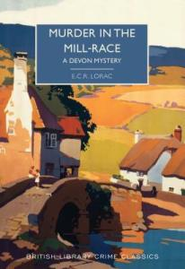 Cover of Murder in the Mill-Race by E.C.R. Lorac