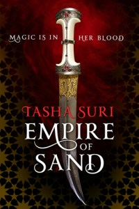 Cover of Empire of Sand by Tasha Suri