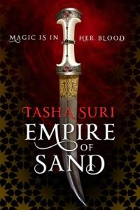 Cover of Empire of Sand by Tasha Suri