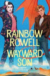 Cover of Wayward Son by Rainbow Rowell