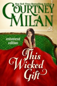 Cover of This Wicked Gift by Courtney Milan