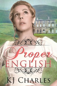 Cover of Proper English by KJ Charles
